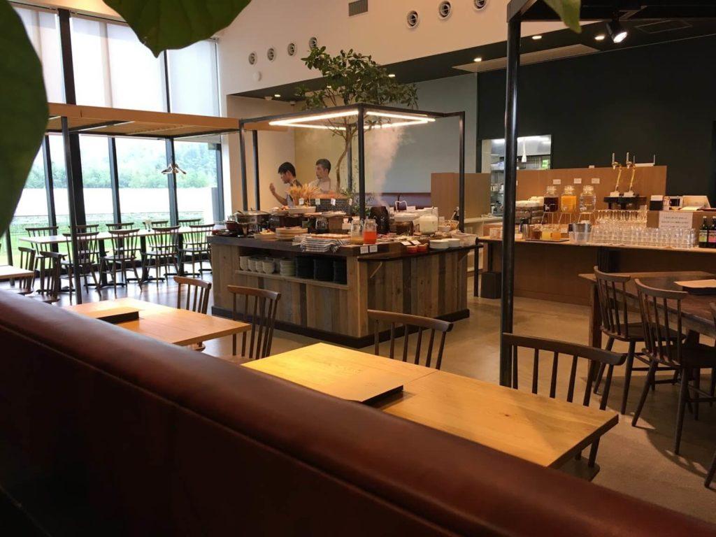 菊鹿ワイナリー レストラン
