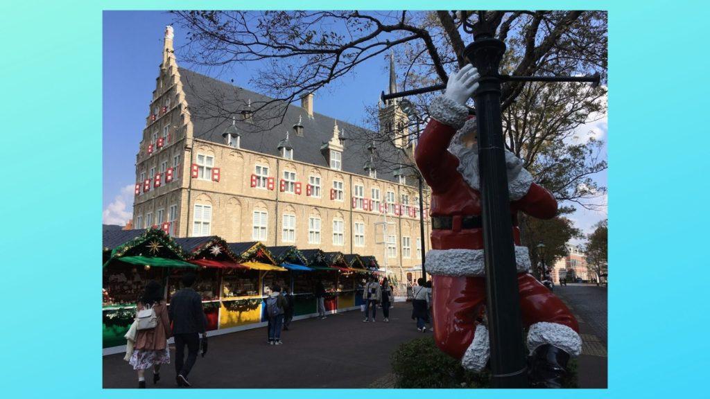 ハウステンボス クリスマスマーケット