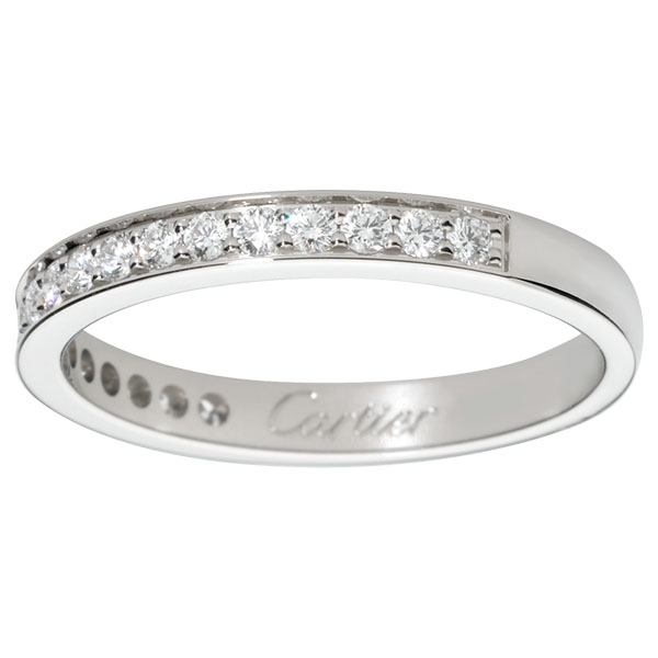 カルティエ 1985 結婚指輪