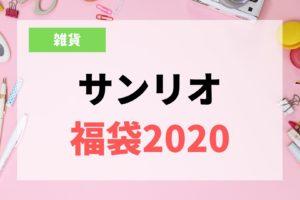 サンリオ 服袋 2020